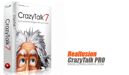 Reallusion CrazyTalk Pro 7.11 متحرک سازی حرفه ای با Reallusion CrazyTalk Pro 7.11