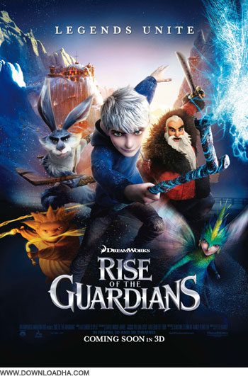 Rise of the Guardians small2 دانلود دوبله فارسی انیمیشن ظهور نگهبانان Rise of the Guardians 2012
