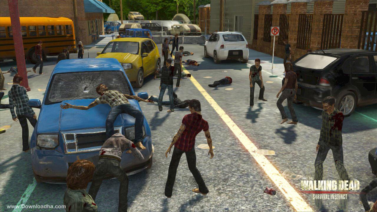 دانلود بازی The Walking Dead A New Frontier برای کامپیوتر