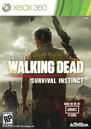 Survival Instinct cover دانلود بازی The Walking Dead: Survival Instinct برای XBOX360