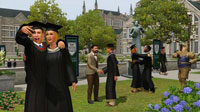 The Sims 3 University life screenshots 02 small دانلود بازی The Sims 3 University Life