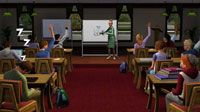 The Sims 3 University life screenshots 04 small دانلود بازی The Sims 3 University Life