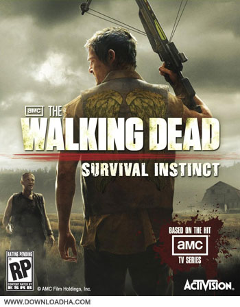 The Walking Dead SI pc cover دانلود بازی The Walking Dead: Survival Instinct برای PC