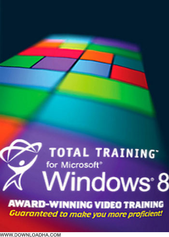 Total Training for Microsoft Windows 8 آموزش استفاده از ویندوز 8 با Total Training for Microsoft Windows 8