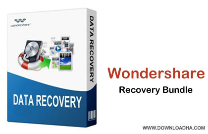 Wondershare Recovery Bundle بازیابی هر نوع اطلاعات با Wondershare Recovery Bundle