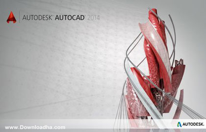 autodesk autocad 2014 cover دانلود برترین نرم افزار طراحی نقشه AUTODESK AUTOCAD V2014