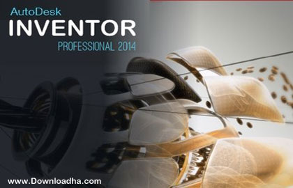 autodesk inventor pro v2014 cover قوی ترین نرم افزار مدلسازی در صنعت AUTODESK INVENTOR PRO V2014