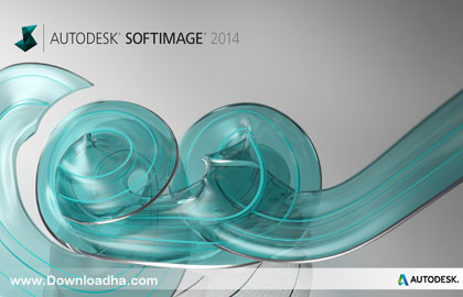 autodesk softimage v2014 cover طراحی انیمیشن های 3بعدی با AUTODESK SOFTIMAGE V2014