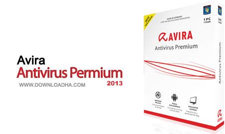 دانلود آنتی ویروس اویرا Avira Antivirus Premium 2013 13.0.0.3185