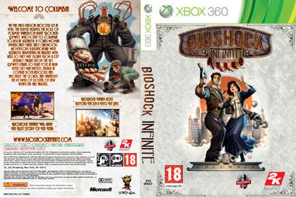 bioshock infinite xbox print small دانلود بازی BioShock Infinite برای XBOX360
