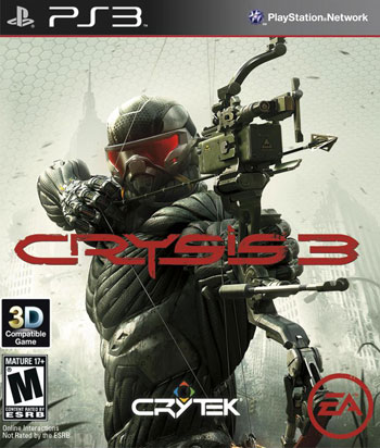 crysis3 ps3cover small دانلود بازی Crysis 3 برای PS3