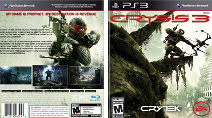 crysis3 ps3print small دانلود بازی Crysis 3 برای PS3