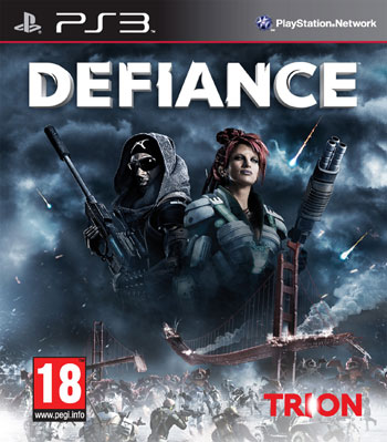 defiance ps3 cover small   Defiance  PS3