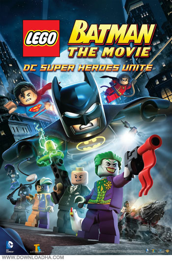 lego batman the movie cover small دانلود انیمیشن LEGO Batman: The Movie 2013