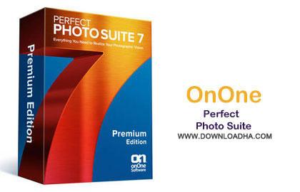 onOne Perfect Photo Suite Premium Edition v7.1.1 مجموعه پلاگین های فوتوشاپ onOne Perfect Photo Suite PE 7.5