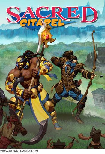 sacred citadel cover دانلود بازی Sacred Citadel برای PC
