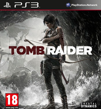 tomb raider ps3 cover دانلود بازی Tomb Raider برای PS3