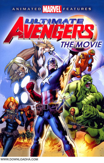 ultimate avengers I 2006 cover small دانلود انیمیشن Ultimate Avengers 2006