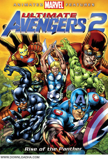 ultimate avengers II 2006 cover small دانلود انیمیشن Ultimate Avengers II 2006