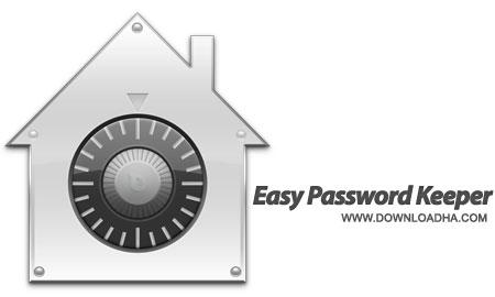 Easy Password Keeper ذخیره سازی و مدیریت مطمئن پسوردها Easy Password Keeper 2.6