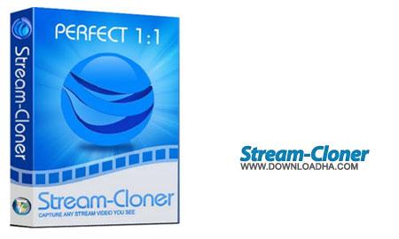 Stream Cloner دانلود ویدیو و صوت های آنلاین Stream Cloner 1.60 Build 207