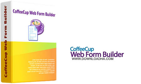 coffeecup web form builder طراحی فرم های HTML تحت وب CoffeeCup Web Form Builder 2.3