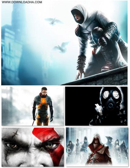 games wallpapers والپیپرهای با کیفیت با موضوع بازی Games HD Wallpapers