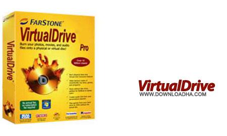 virtualdrive ساخت درایوهای مجازی VirtualDrive Pro 15.01