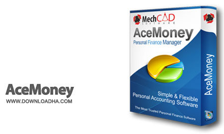 acemoney مدیریت امور مالی و حسابداری AceMoney 4.33.1