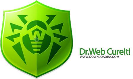 dr web cureit پاکسازی سیستم و حذف انواع ویروس Dr.Web CureIt v8.0