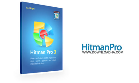 hitman pro  شناسایی ویروس ها با Hitman Pro 3.7.9 Build 236