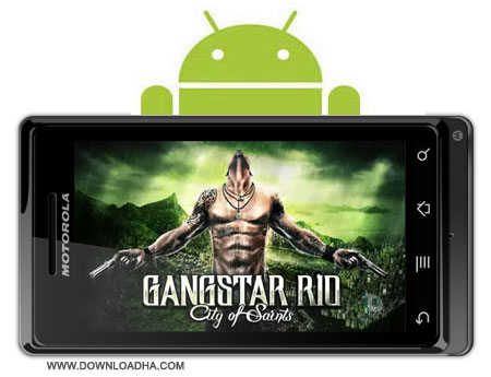 Gangstar Rio City of Saints دانلود بازی Gangstar Rio City of Saints v1.1.3   آندروید