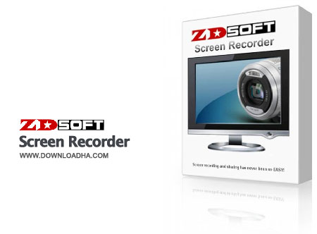 ZD Soft Screen Recorder فیلم برداری از دسکتاپ با ZD Soft Screen Recorder v5.2