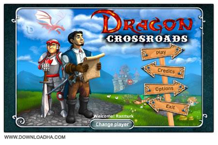 Dragon Crossroads دانلود بازی مدیریتی Dragon Crossroads