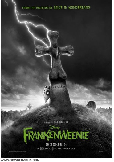 Frankenweenie    Frankenweenie 2012