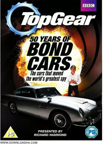 50 Years of Bond Cars دانلود مستند Top Gear Special: 50 Years of Bond Cars