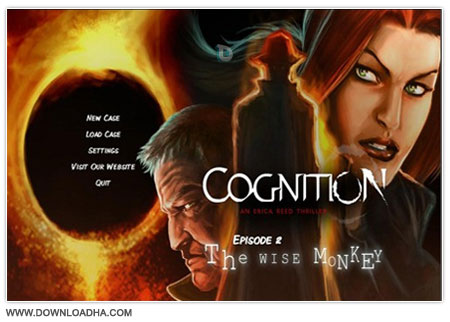 Cognition Episode 2 The Wise Monkey دانلود بازی Cognition Episode 2 The Wise Monkey برای PC