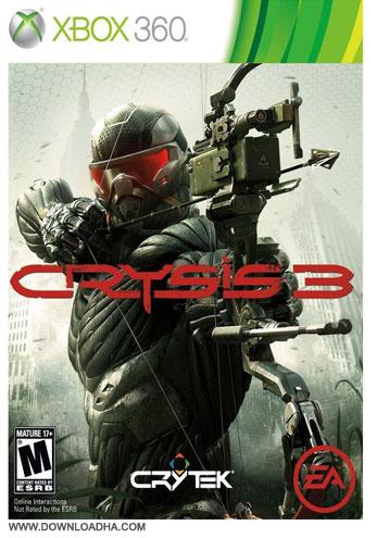 دانلود بازی Crysis 3 برای XBOX360