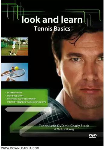 Tennis Basics دانلود فیلم آموزشی تنیس look and learn   Tennis Basics