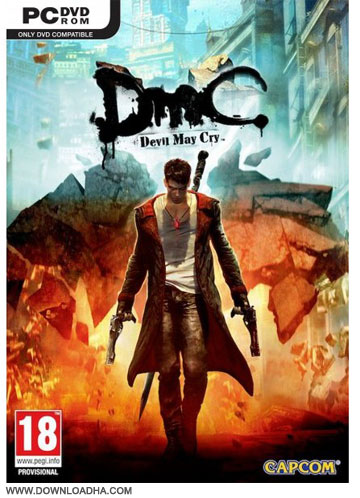DmC Devil may Cry دانلود بازی DmC Devil May Cry برای PC