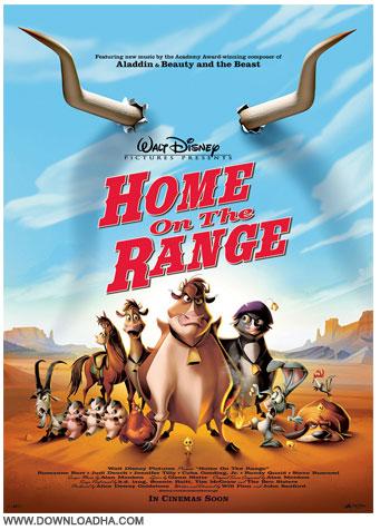 Home on the Range دانلود دوبله فارسی انیمیشن خانه ای در مزرعه Home on the Range