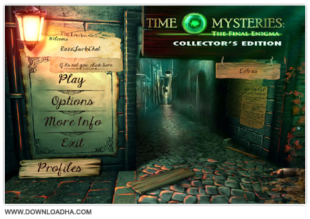 Time Mysteries دانلود بازی فکری Time Mysteries The Final Enigma