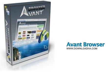 Avant Browser1 مرورگر زیبا و پرقدرت Avant Browser 2013 Build 16