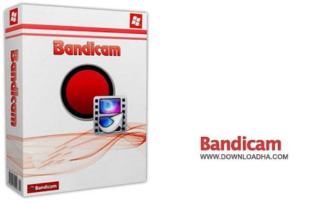 Bandicam ضبط فیلم از بازی و دسکتاپ توسط Bandicam v1.8.6.321