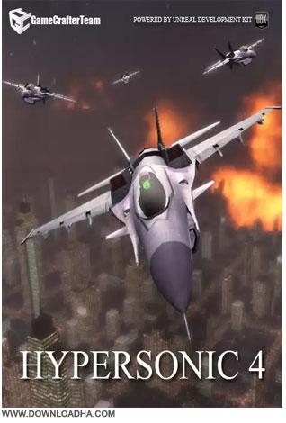 HyperSonic 4 دانلود بازی HyperSonic 4 برای PC