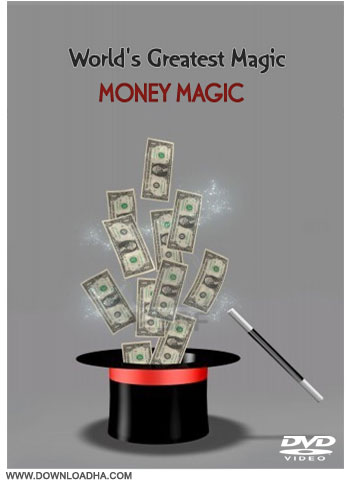 Money Magic آموزش شعبده بازی با پول Worlds Greatest Magic: Money Magic