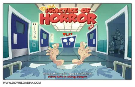 Practice of Horror بازی سرگرم کننده و کم حجم Dr. Mal: Practice of Horror