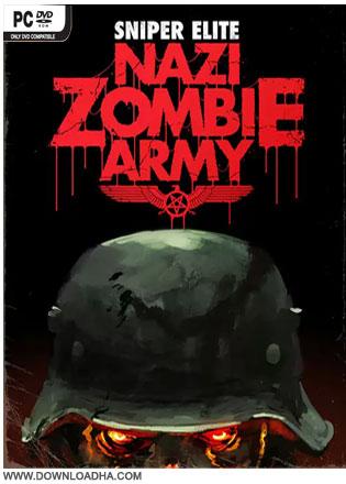 Sniper Elite Nazi Zombie Army دانلود بازی Sniper Elite Nazi Zombie Army برای PC