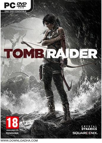 Tomb Raider PC دانلود بازی Tomb Raider برای PC