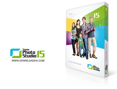 Zoner Photo Studio Pro ویرایش و مدیریت حرفه ای تصاویر با Zoner Photo Studio Pro v15.0.1.5